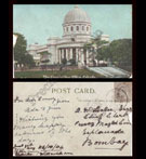 POSTCARD; Indian Architecture & Places - West Bengal (Calcutta)