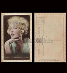 POSTCARD; Personality - Hollywood