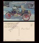 POSTCARD; Transport & Vehicles - Cars, Carriages & Carts