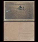 POSTCARD; Transport & Vehicles - Ships & Boats