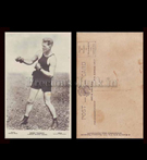 POSTCARD; Sports - Boxing