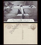 POSTCARD; Transport & Vehicles - Aircrafts & Airlines