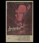 Hollywood POSTER; Apocalypse Now (Yr - 1979)