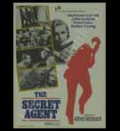 Hollywood POSTER; The Secret Agent (Yr - 1936)