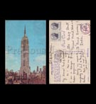 POSTCARD; World Architecture & Places - United States of America (New York)