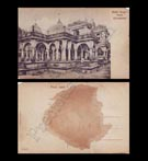 POSTCARD; Indian Architecture & Places - Gujarat (Ahmedabad)