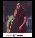 Bollywood LOBBY CARD; Boy Friend - SET OF 8
